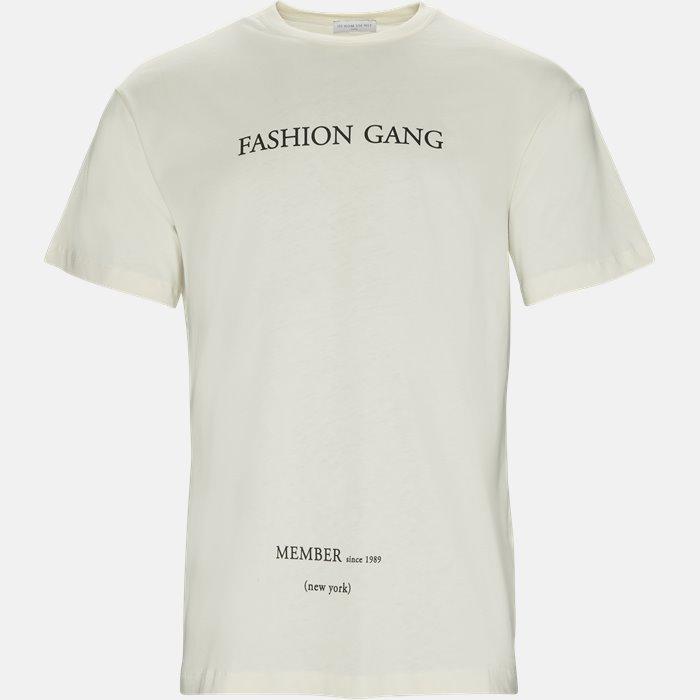T-shirt - T-shirts - Oversized - Hvid